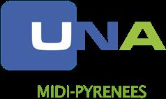 Logo UNA Midi-Pyrénées